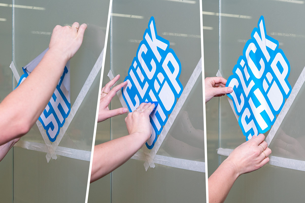 Sticker plakken zonder luchtbellen