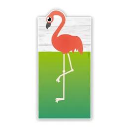 Geboorteborden flamingo